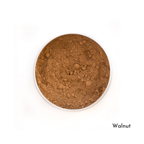 Vegan Mineral Foundation - Walnut