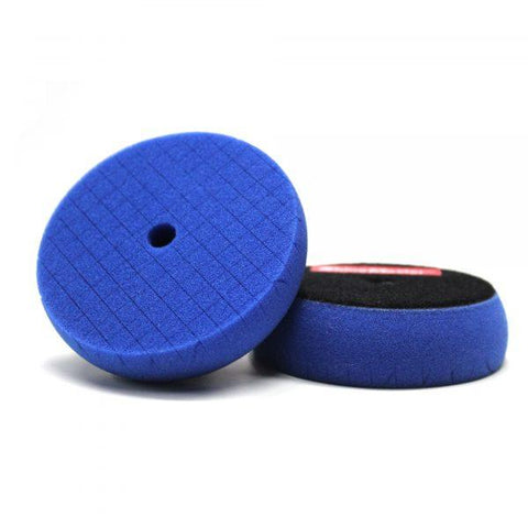 "6"" Blue foam Cross Cut Polishing Pad"