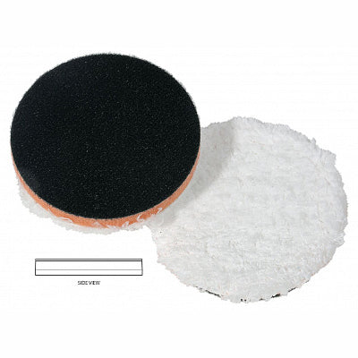 "5.25"" Lake Country Light Cutting One Step Microfiber Pad"
