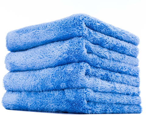 The Rag Company Eagle Edgeless 500 16 X 16 Premium Microfiber Towel