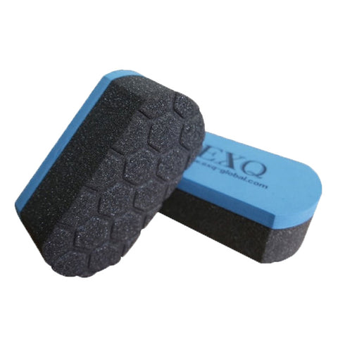 Blue Hex Foam Applicator Pad