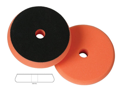 "5.5"" Lake Country SDO Orange Polishing Pad"