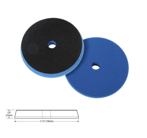 "5.5"" Lake Country SDO Blue Heavy Polishing Pad"