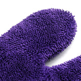 Twisted Fiber Plush Microfiber Wash Mitt