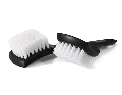 Stiff Bristle Tire Brush