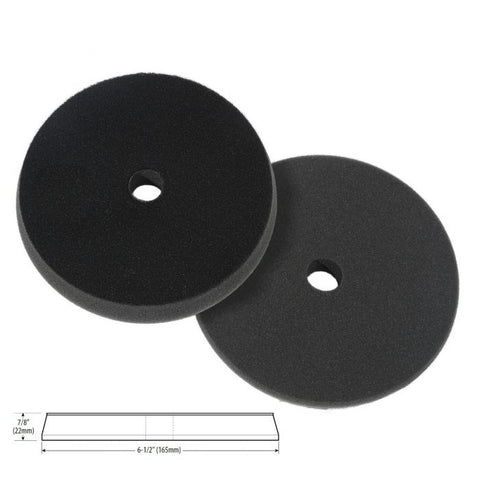 "5.5"" Lake Country SDO Black Finishing Pad"