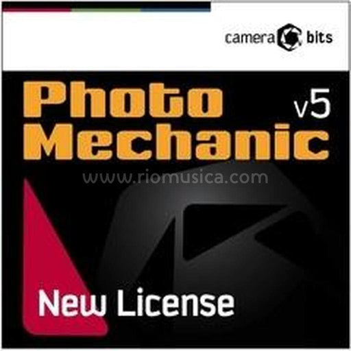 Camera Bits - Photo Mechanic 5 Win