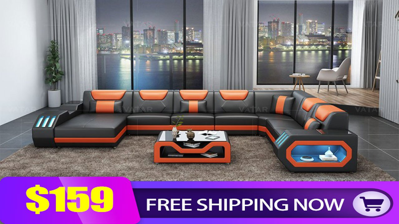 Only 159 Free Shipping Modern Living Room Furniture Leather