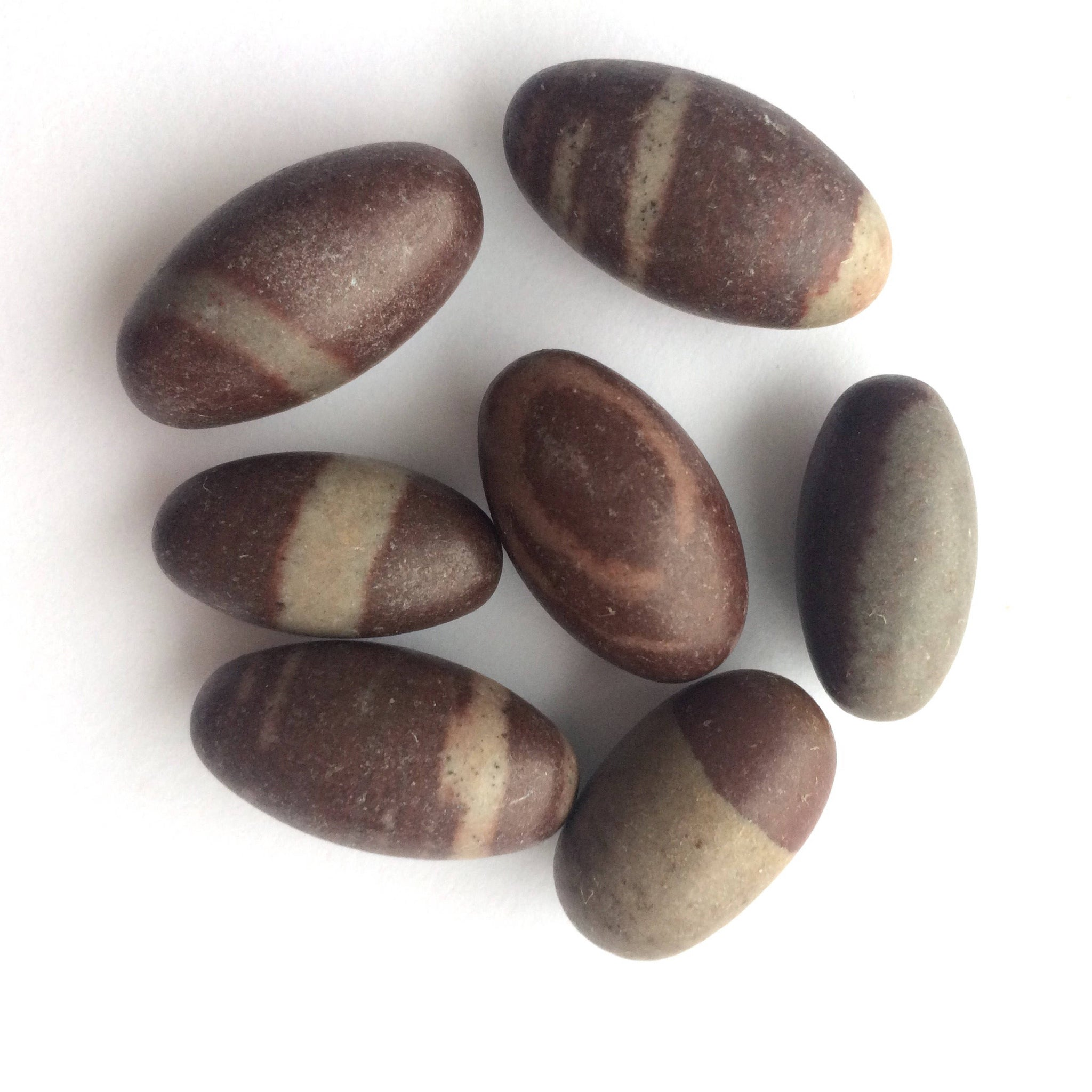 Shiva lingam 1 inch sacred stone very powerful improves health