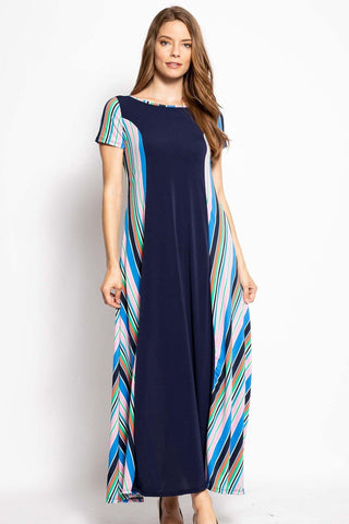 Breezy Summer Maxi Dress - myfoxyfarmdesigns.com