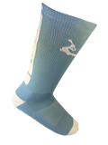 Lacrosse Playground Essential Blue LPG Mid Calf Socks