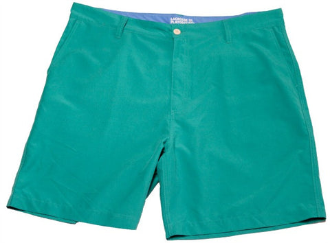 Convertible Short - Green Mesh