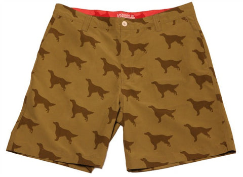 Convertible Short - Khaki Irish Setter