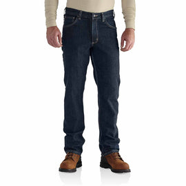 FLAME-RESISTANT RUGGED FLEX® JEAN - STRAIGHT TRADITIONAL FIT<br>Carhartt 101814-972