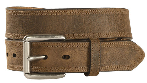 Brown Stitch Earth Belt<br>Ariat A10011713
