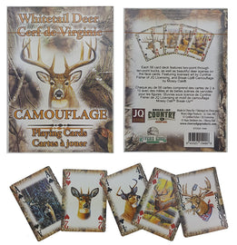 Playing Cards - Mossy Oak Deer<br>River's Edge 1549