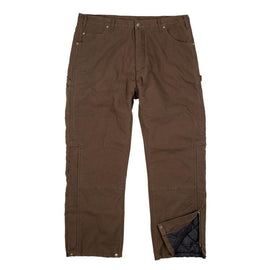 Quilt Lined Insulated Sanded Duck Pant