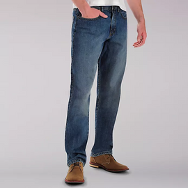 Drifter Custom Fit Loose Straight Leg Jeans<br>Lee 210-1315