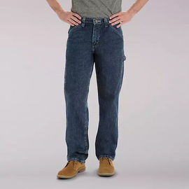 Comfort Fit Carpenter Jeans<br>Lee 210-7710
