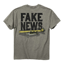 Fake News T-Shirt<br>Buck Wear 2673