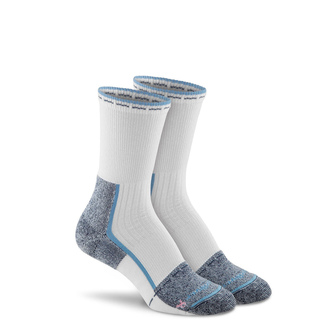 Ladies Steel Toe Lightweight Crew Socks<br>Fox River 6556