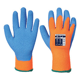 Cold Grip Latex Glove<br>Portwest LLC A145OBL