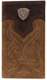 Brown Boot Stitch Rodeo Wallet<br>Ariat A3510844