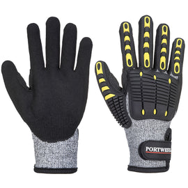 Anti Impact Cut Resistant Glove<br>Portwest A722