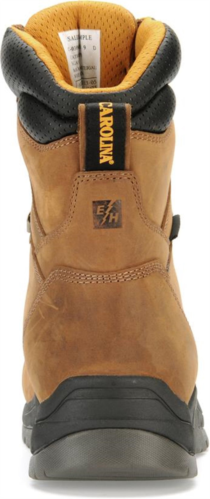 Carolina CA8020 Bruno Hi 8 Inch Waterproof Work Boot