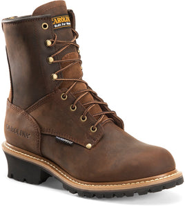 Carolina CA9821 Elm Steel Toe Waterproof Logger