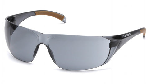 Billings Grey Lens Safety Glasses<br>Carhartt CH120STCS