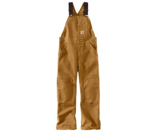 Classic Duck Washed Bib Overalls<br>Carhartt CM8601 D15