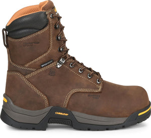Carolina CA8521 Bruno 8 Inch Composite Broad Toe Waterproof Insulated Work Boot
