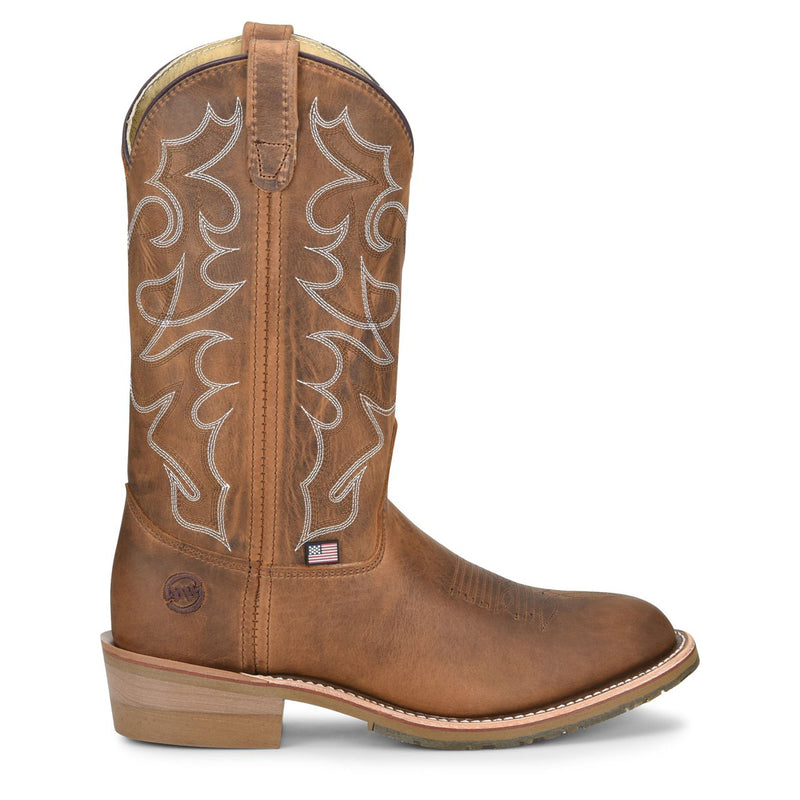 Double H DH1552 Dylan 12 Inch Gel ICE Work & Western Boot