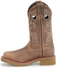 "Load image into Gallery viewer, Double H DH2411 Women's 11"" Wide Square Composite Toe Roper"