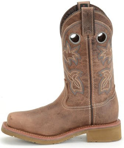 "Double H DH2411 Women's 11"" Wide Square Composite Toe Roper"