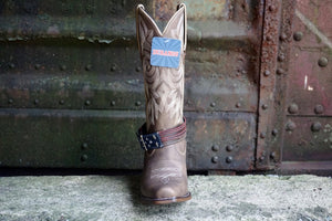 Crush Flag Accessory Western Boot<br>Durango DRD0208