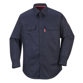 Bizflame 88/12 FR Work Shirt<br>Portwest FR89NAR