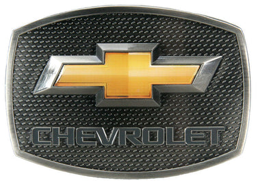 Chevrolet gold Emblem Belt Buckle<br>Western Express JD-117