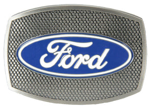 Ford Blue Emblem Belt Buckle<br>Western Express JD-120