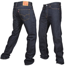 Load image into Gallery viewer, Levi's 505-0216 505™ Regular Fit Straight Leg Jeans, Dark Wash