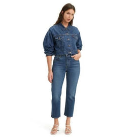 Levi's 36200-0108 501 Crop Jeans in Charleston High
