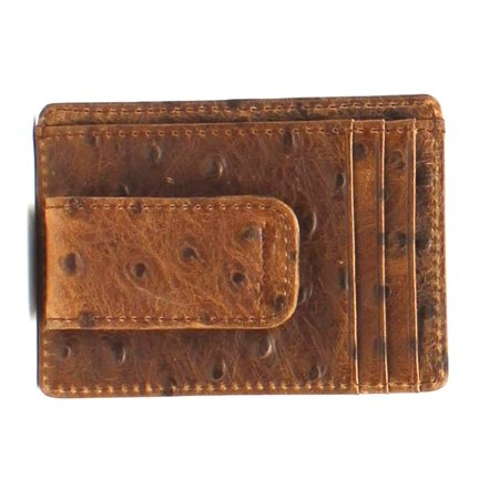 Vintage Ostrich Money Clip<br>M&F N5487702