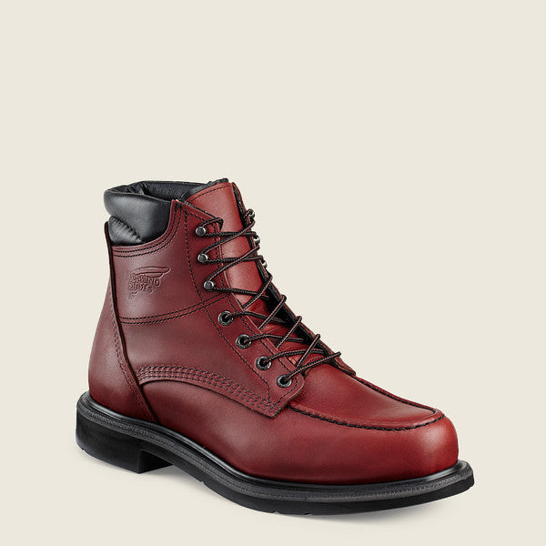 Red Wing 202 Supersole® Men's 6 Inch Soft Toe Work Boot