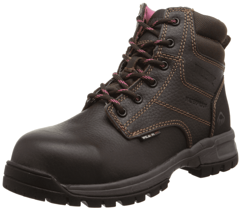 "Wolverine W10180 Ladies Piper 6"" Composite Toe Work Boot"