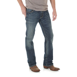 Wrangler WLT77LY Retro® Slim Fit Bootcut Jean in Layton