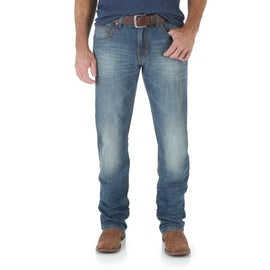 Wrangler WLT88CW Retro® Slim Fit Straight Leg Jean in Cottonwood