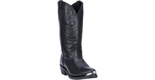 Load image into Gallery viewer, Laredo 12621 McComb 13 Inch Black Western Boots