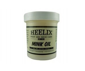 Mink Oil, Heelix 4oz.