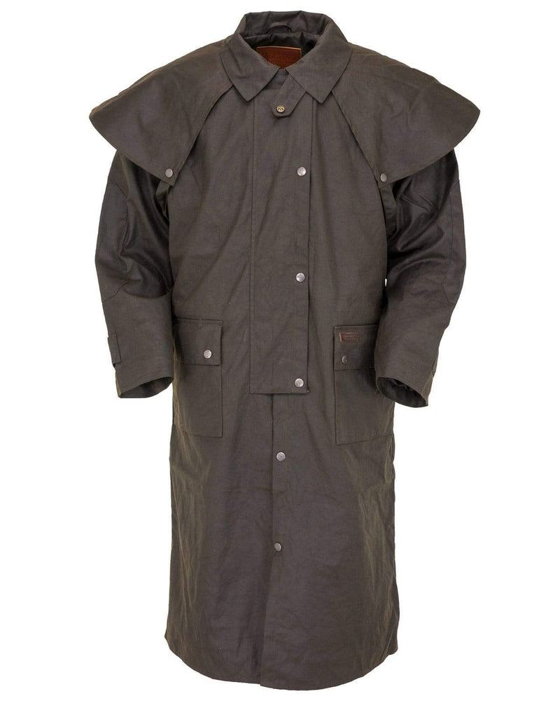 Outback Trading Co. 2042 Low Rider Duster Brown or Black